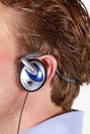 Nek-earphone